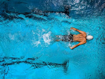 How to Get a Swimmer's Body – in 3 Steps
