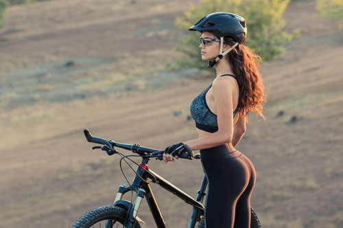 Is Biking Good For Your Butt?