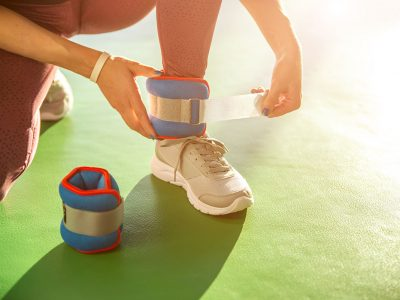 The Use of Ankle Weights When Running or Walking