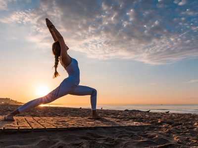 Should I Do Yoga Before or After Cardio?