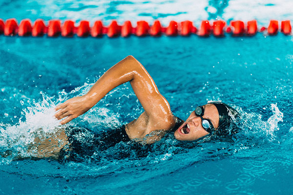 How to Swim Freestyle Without Getting Tired