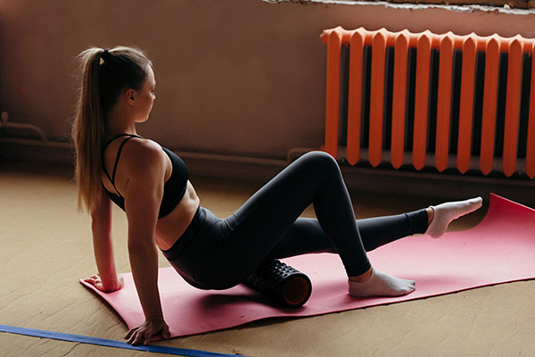 How to Foam Roll Hamstrings
