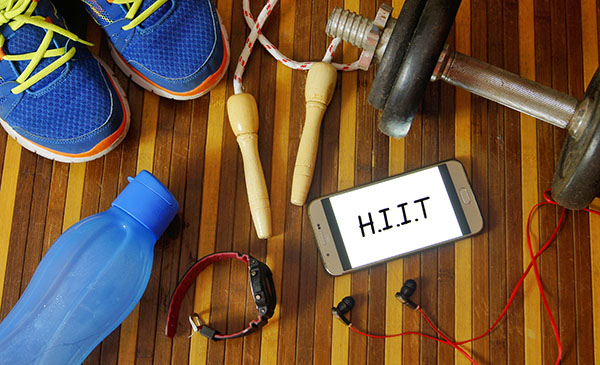 How Much HIIT Per Week