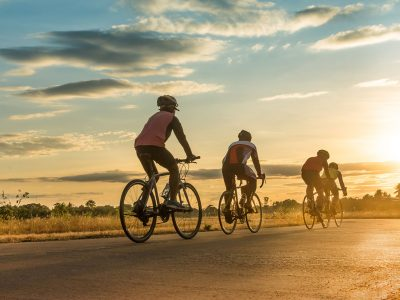 Is Biking 20 Miles a Day Healthy?