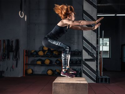 10 Best Box Jump Alternative Exercises