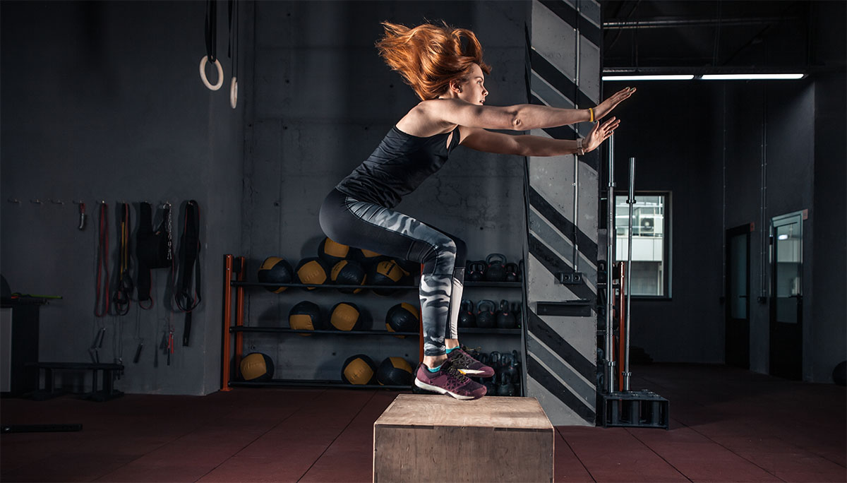Box Jump Alternative