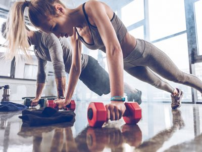 6 Daring Dumbbell Burpees
