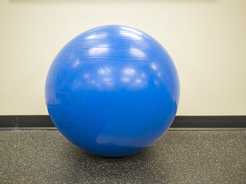 Medicine Ball Overhead Throw