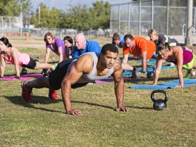 10 Crossfit Boot Camp Workouts