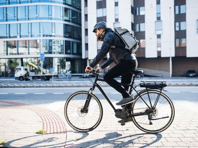 11 Helpful Biking To Work Tips