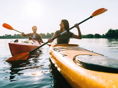 Is Kayaking Hard? 4 Important Things to Know