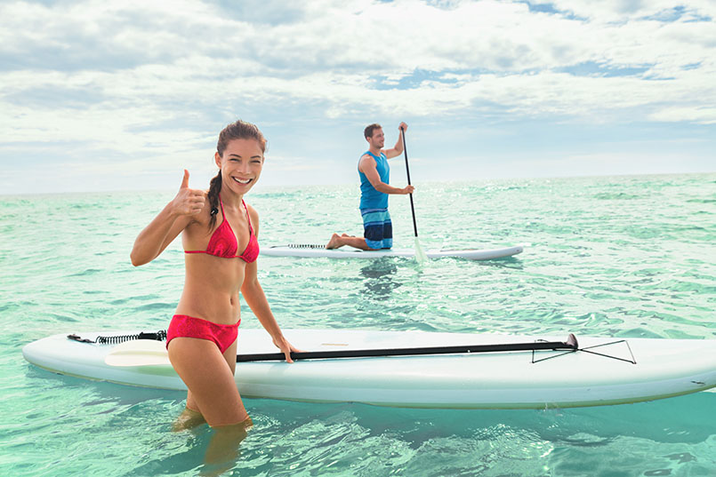 Best Paddle Boards for Beginners