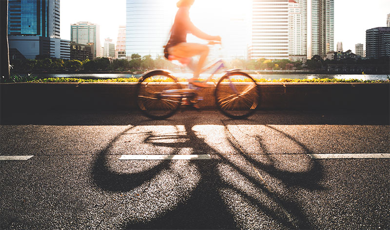 How Far Is Too Far To Bike To Work