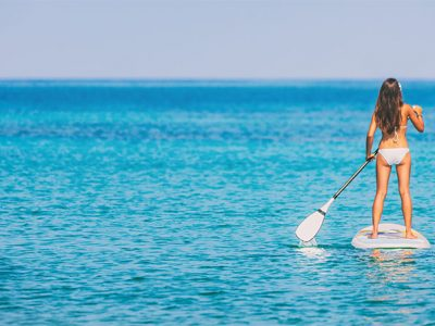 6 Best Tips – How To Paddleboard In The Ocean