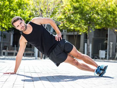 10 Of The Best Side Plank Variations