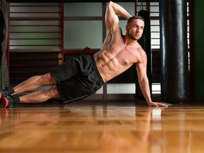 Side Plank Crunch: The Ultimate Ab Workout