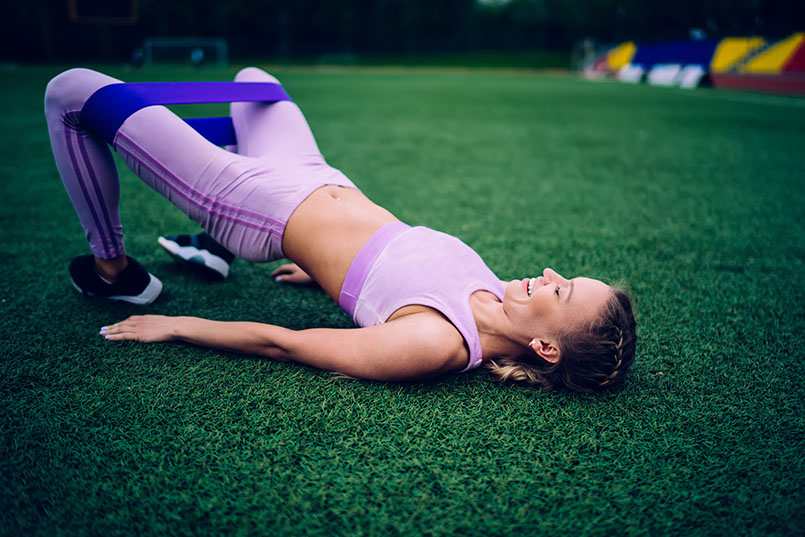 Bodyweight Glute And Hamstring Exercises